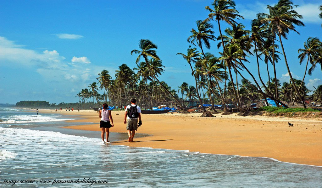Goa : best places to visit in november in india
