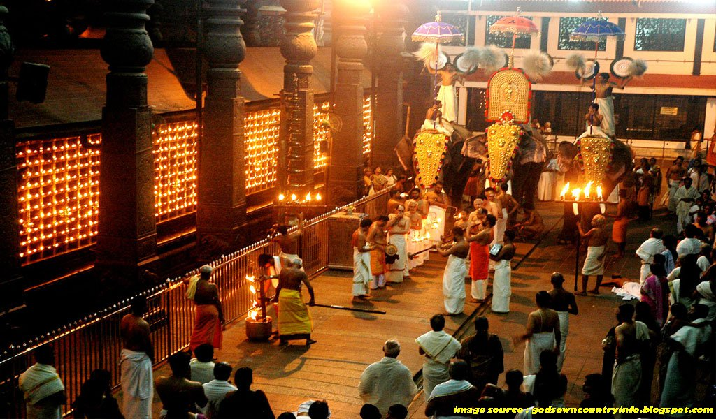 Best Places To Visit In Kerala : Guruvayoor