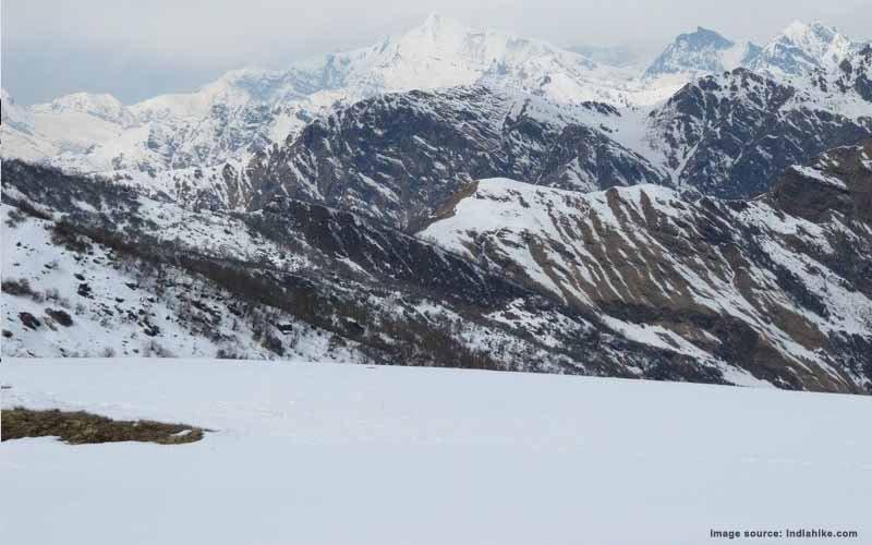 Heli skiing in India : Heli skiing in Khaliya top Munsyaari Pithoragarh