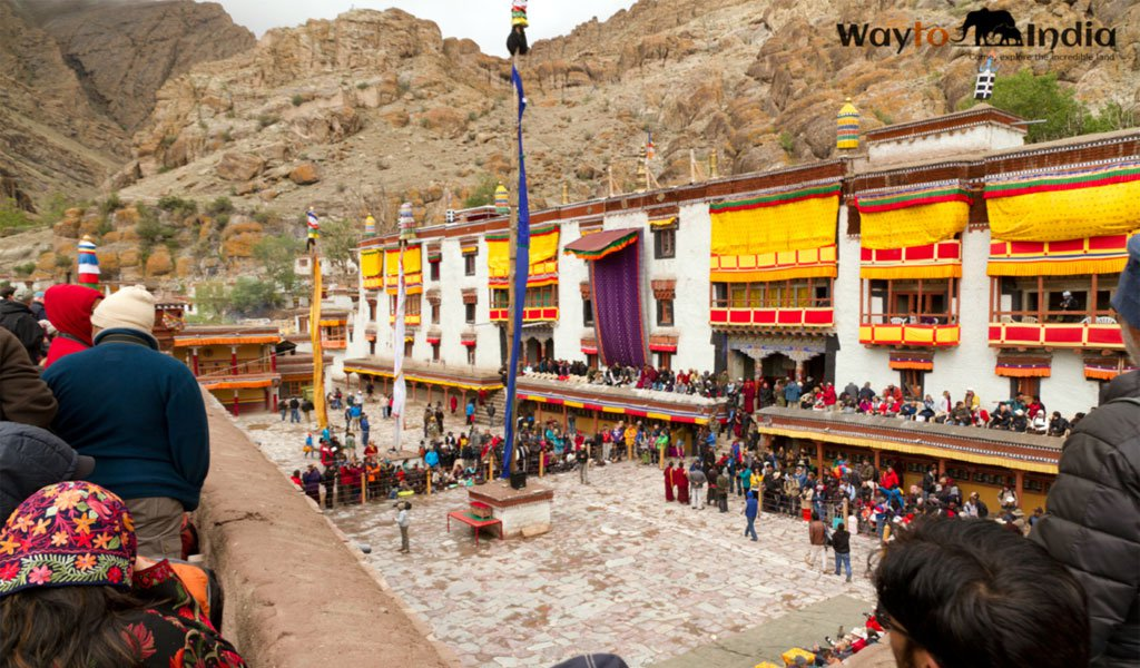 Monasteries In India : Hemis Monastery
