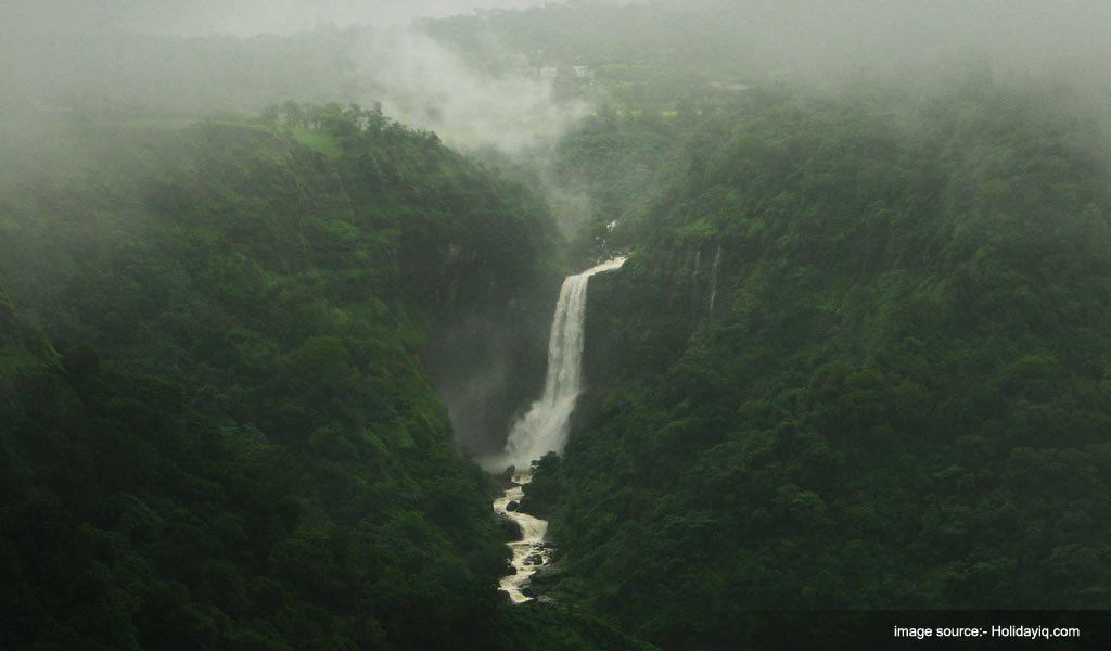 KUNE Waterfall : waterfalls in India