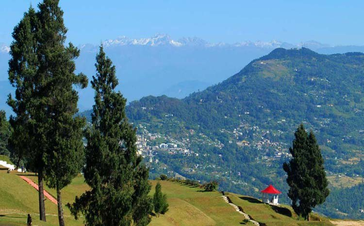 Places to visit in India in January :Hills Calling – Kalimpong, West Bengal