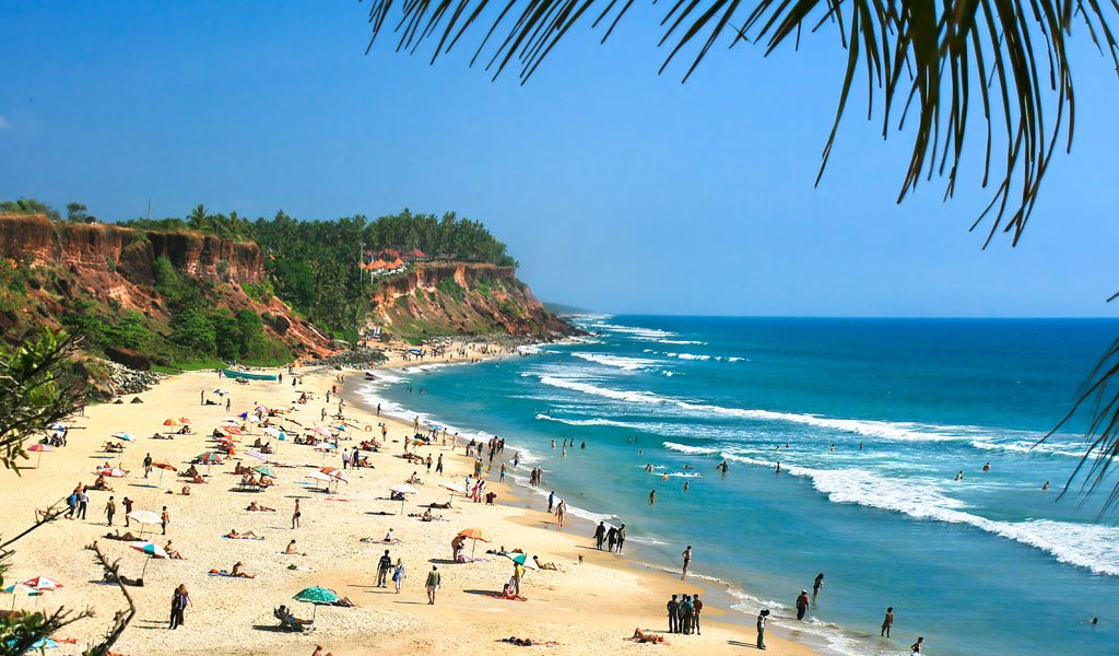 Kappil Beach : top beaches in kerala