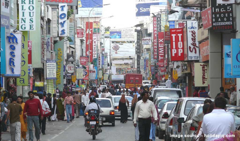 Famous Shopping Places in Mumbai : Linking Road