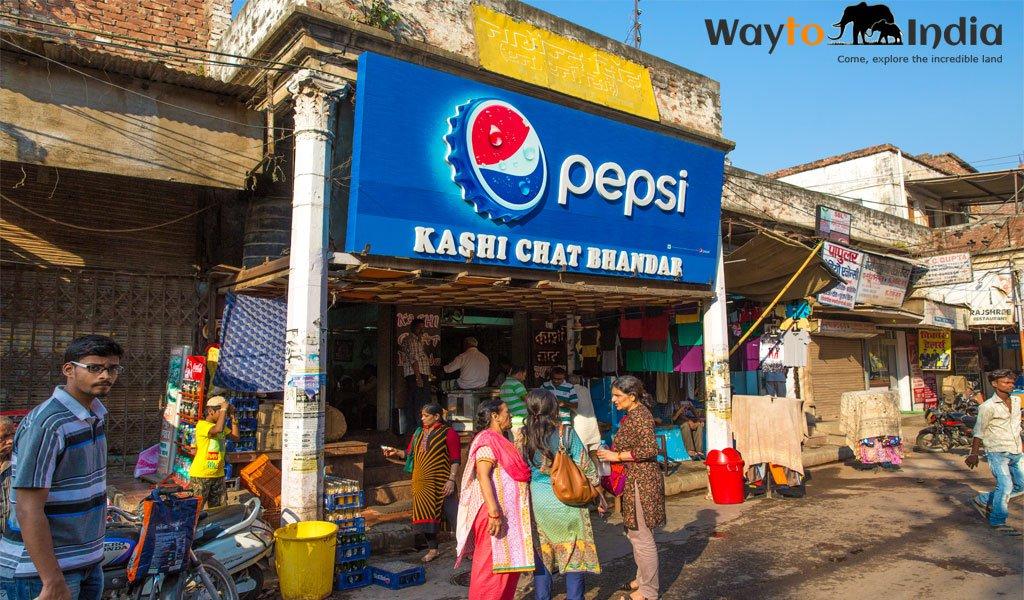 Kashi Chat Bhandar : must do things in Varanasi