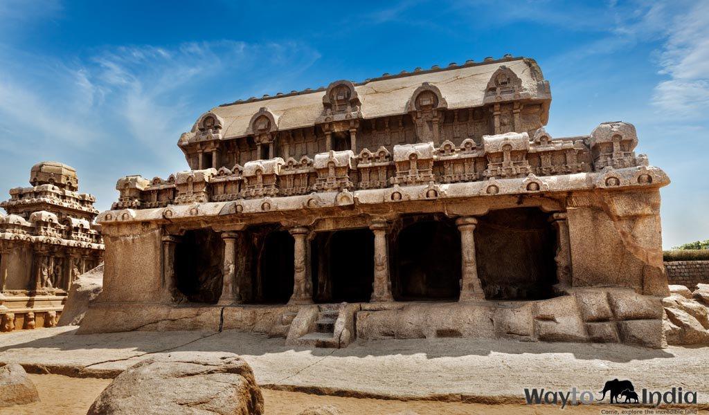 Picnic Spots Around Chennai : MahaBaliPuram
