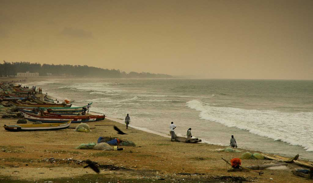 Mahabalipuram Beach, Tamil Nadu : Beach Holiday Destinations in India