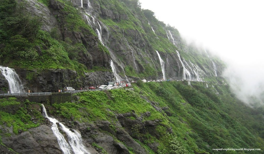 Places Around Mumbai : Malshej Ghat