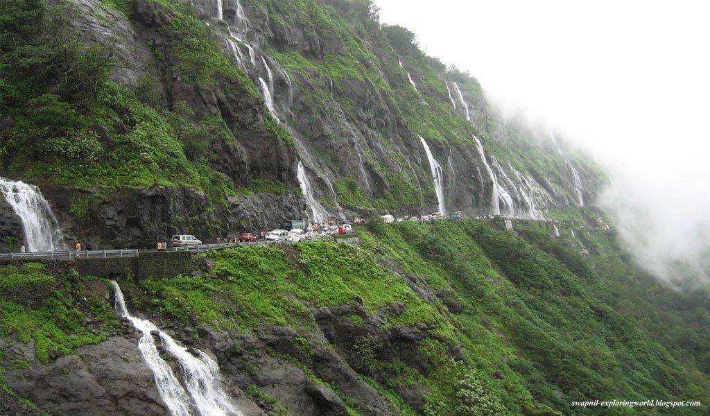 Places To Visit Around Mumbai : Malshej Ghat