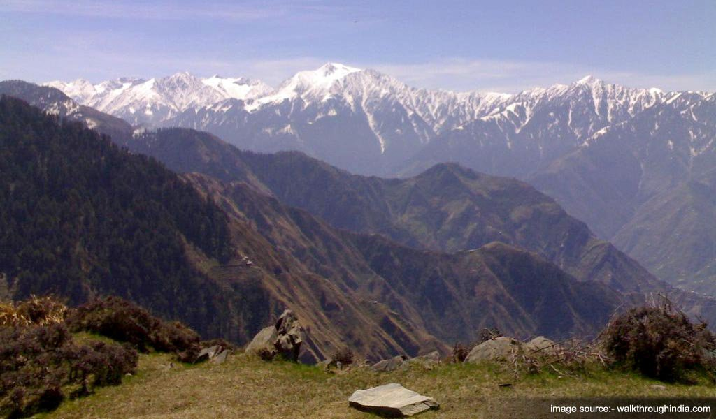 Tourist Places Near Shimla : Mashobra