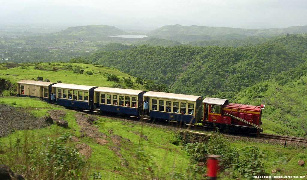 Places To Visit Around Mumbai : Matheran