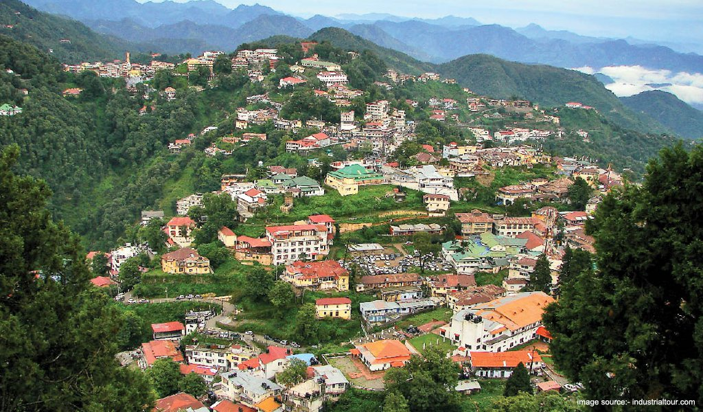 North India Tourist Places : Mussoorie