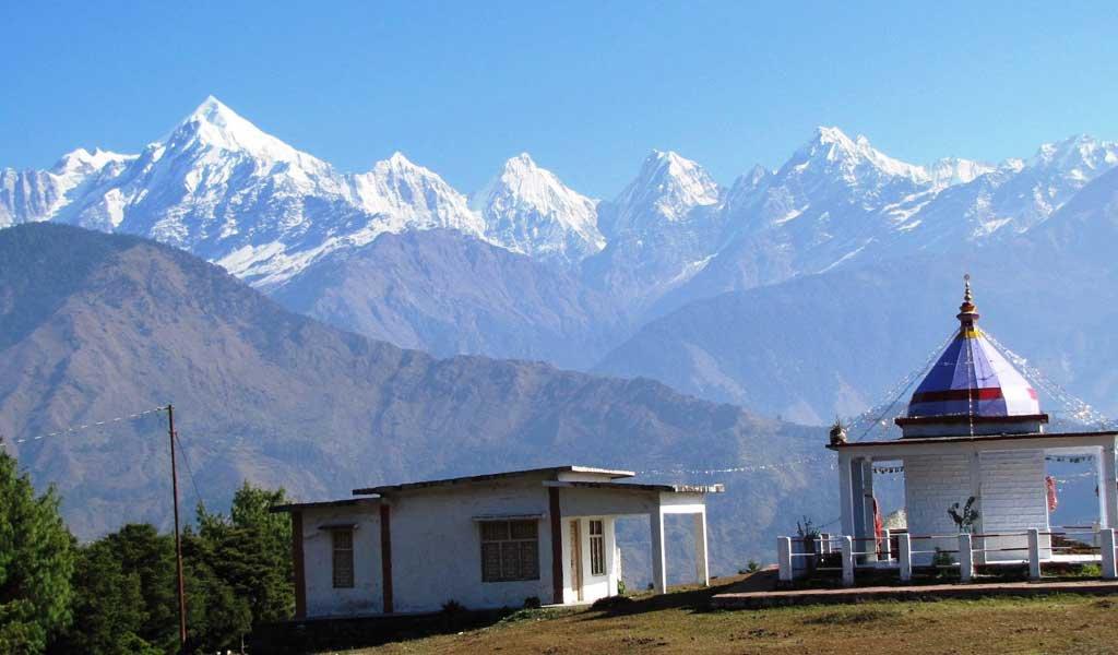 Top 10 Hill Stations In North India : Munsyari