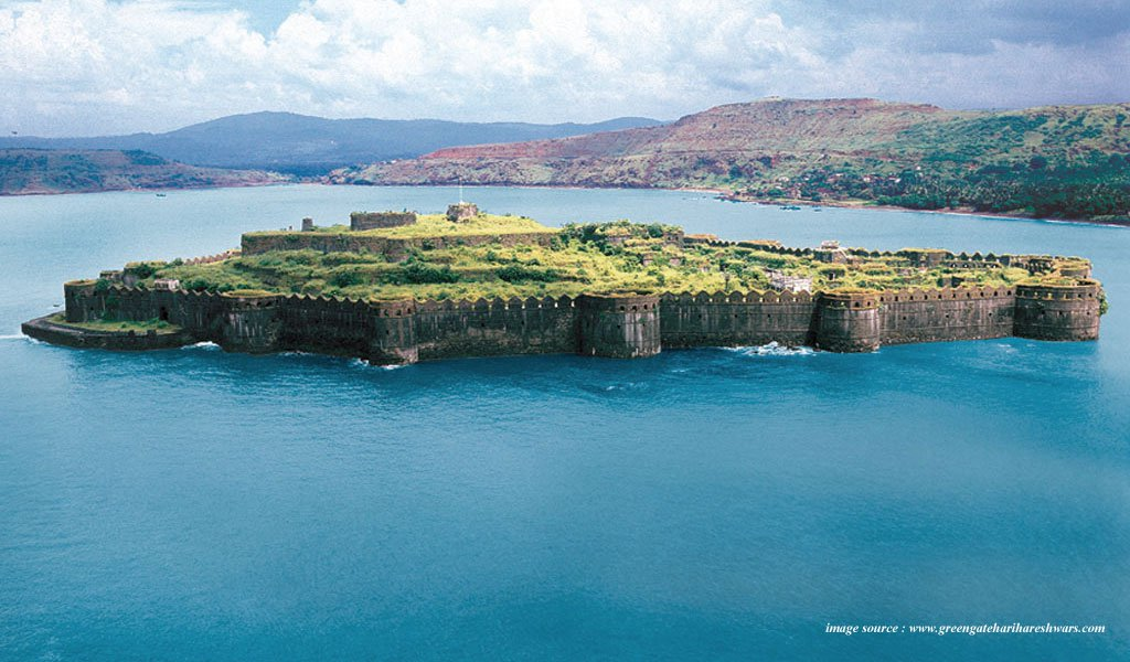 Places Around Mumbai : Murud Janjira