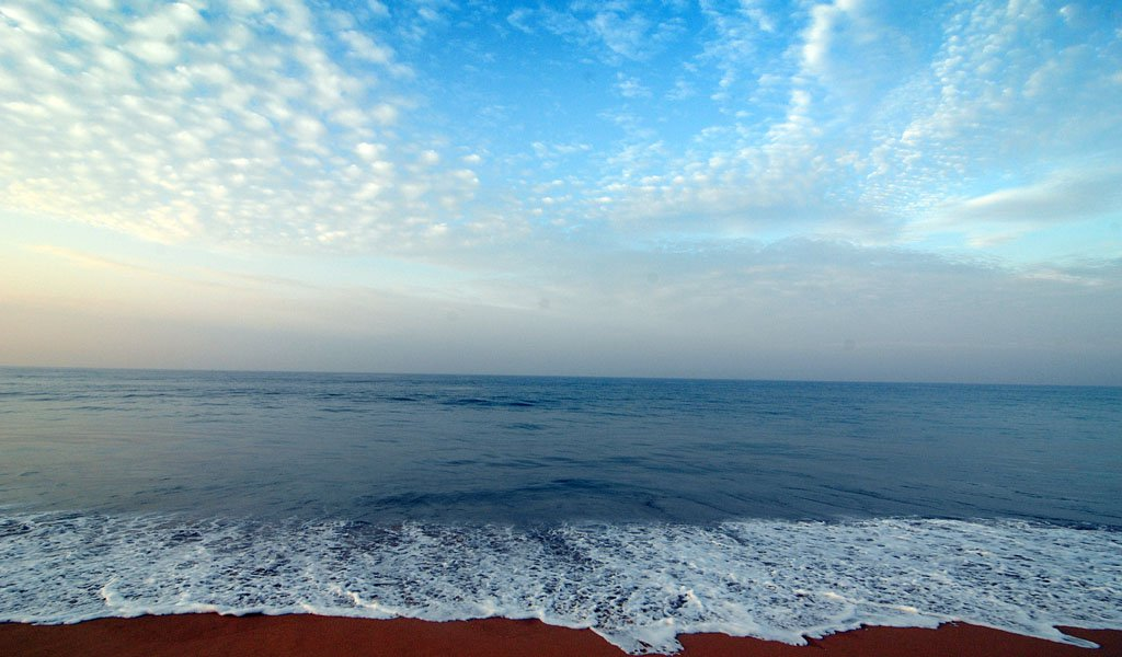 Muzhappilangad Drive-in Beach : best beaches in kerala