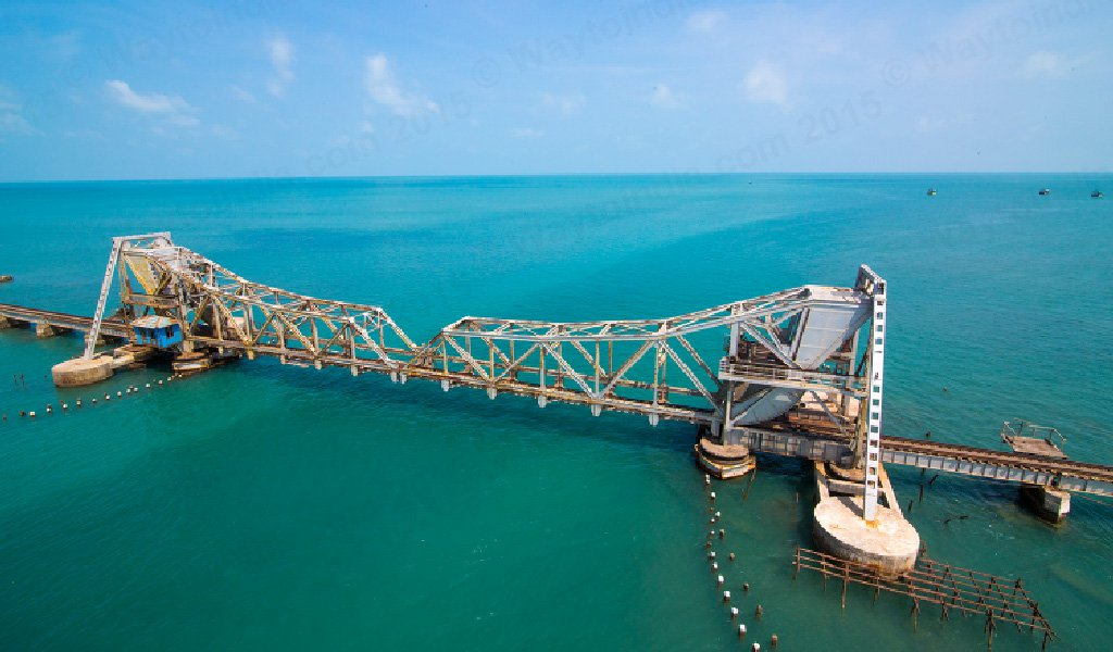Pamban Bridge Rameshwaram Tour Package