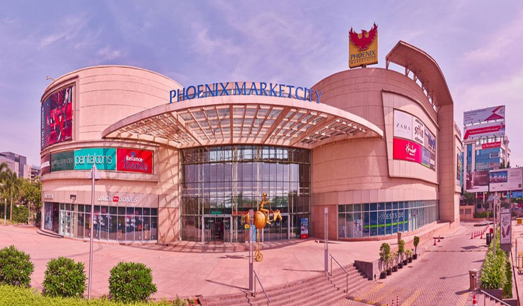 Malls in Pune : Phoenix Market City