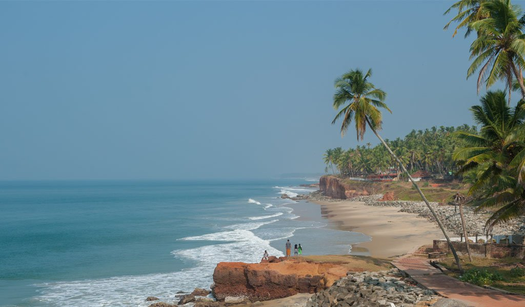 Poovar Beach : top beaches in kerala