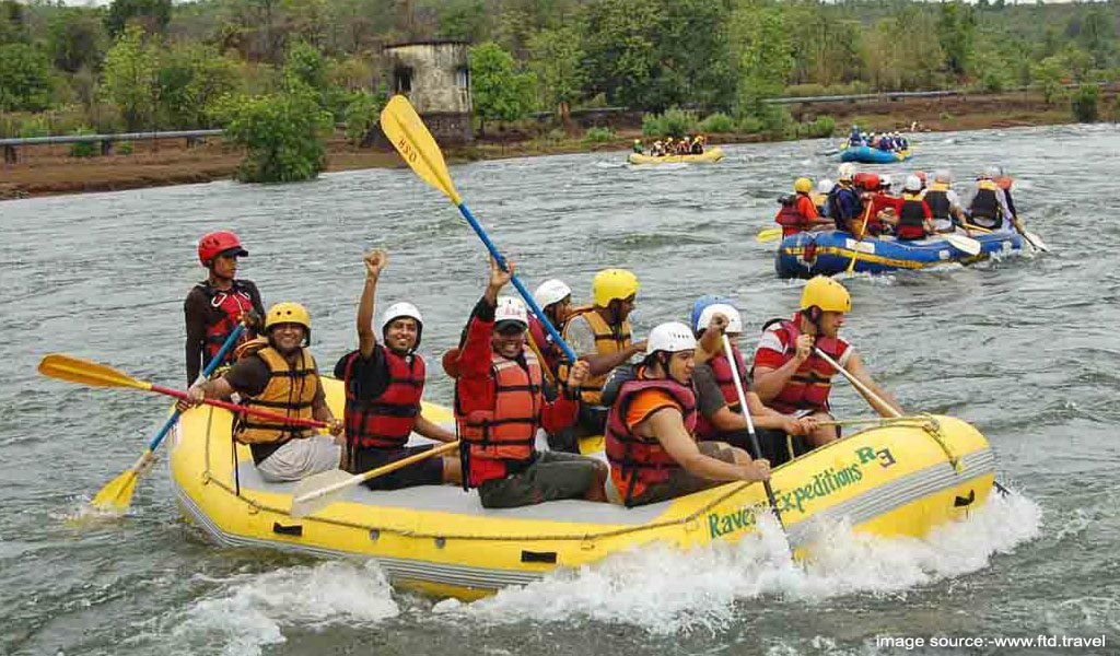 River Teesta Rafting in Darjeeling and Sikkim