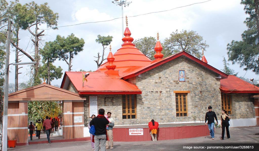 Tourist Places Near Shimla : Sankatmonchan Temple