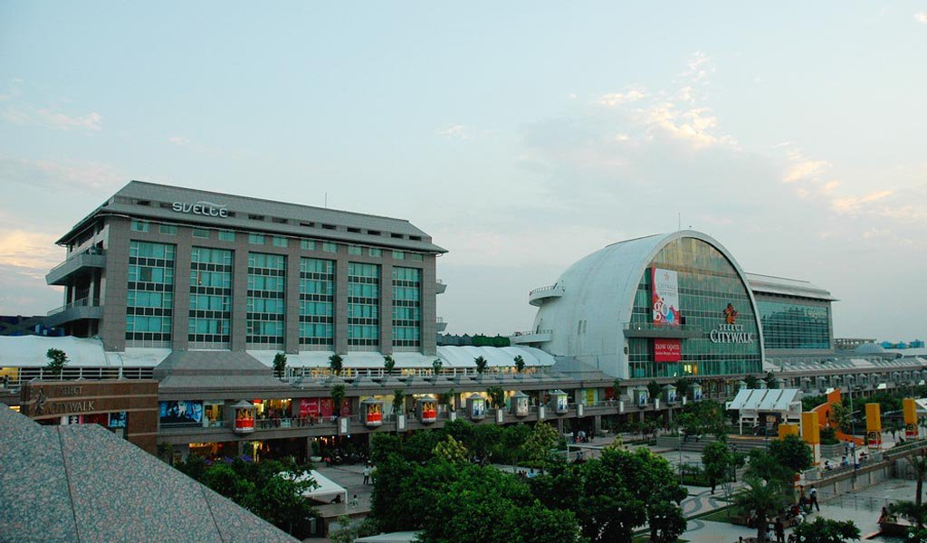 7 Best Shopping Places in Delhi : Select Citywalk Mall