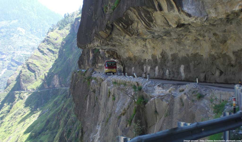 Best Road Trips in India