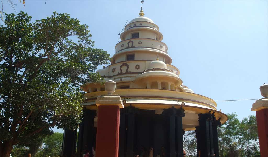 Famous Pilgrimage Places in South India : Sivagiri Temple