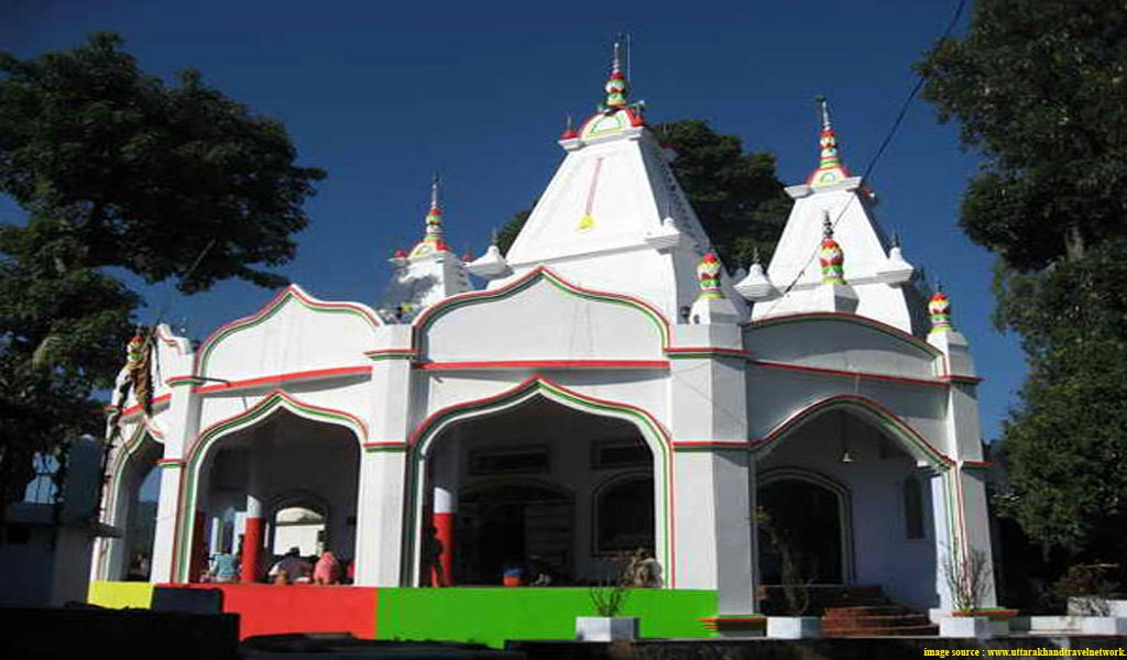 temples of kumaon