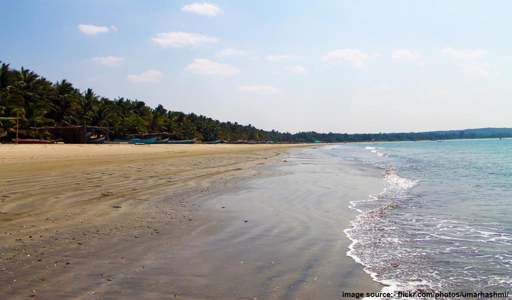 Top 7 Beaches on Maharashtra Konkan Coast : Tarkarli Beach