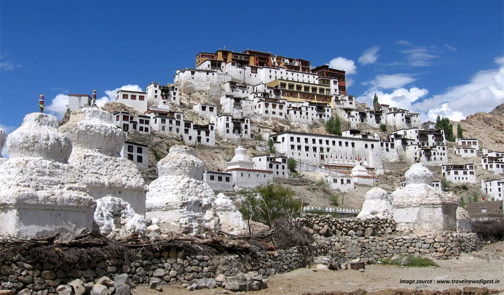 Monasteries In India