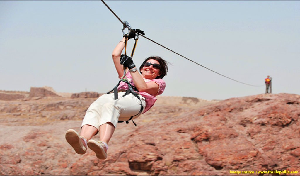 Adventurous things to do in rajasthan