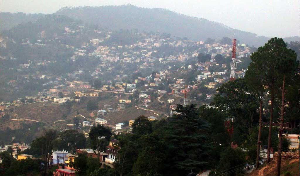 Top 10 Hill Stations In North India : Almora Utttarakhand
