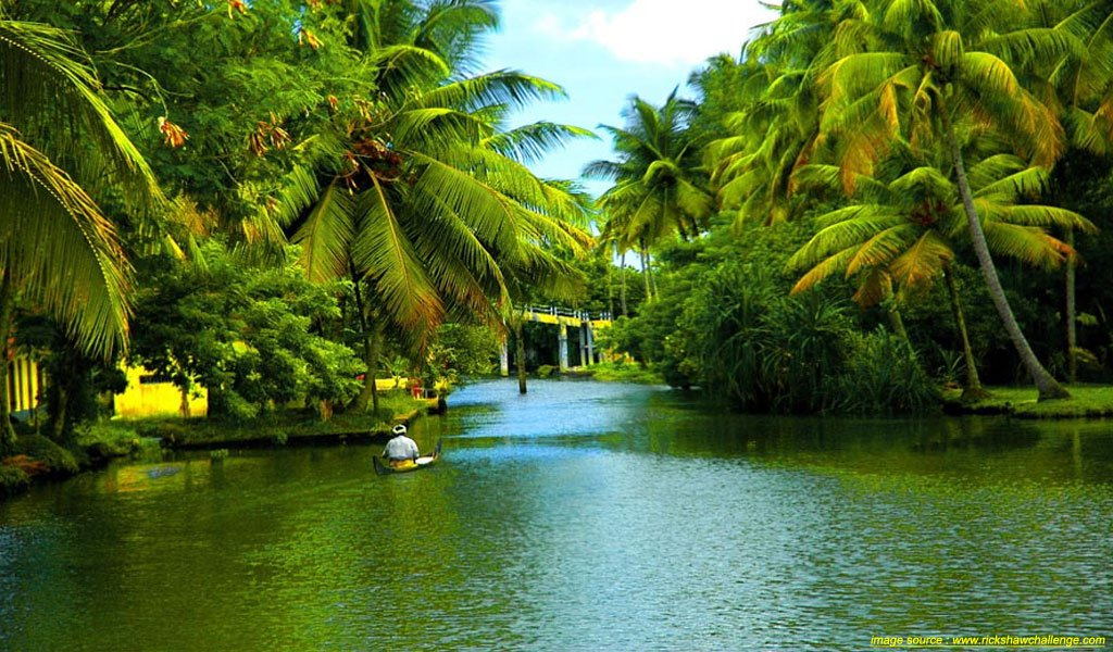 Best Natural Places In India