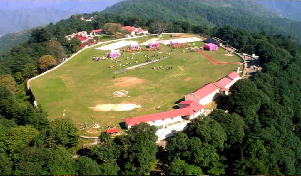 Top 10 Hill Stations In North India : Chail, Himachal Pradesh