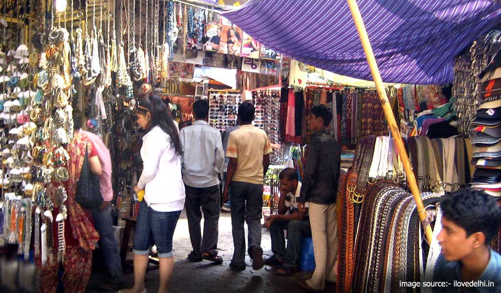 best places for shopping in Delhi