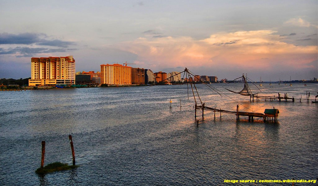 Cochin : Best Places To Visit In Kerala