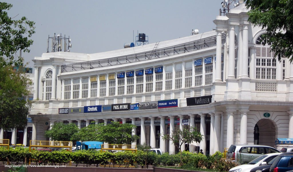 10 Most Colourful Bazaars in India : Connaught Place Delhi