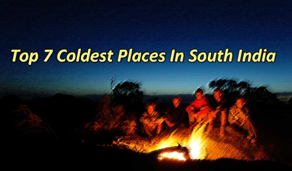 Top 7 Coldest Places In South India