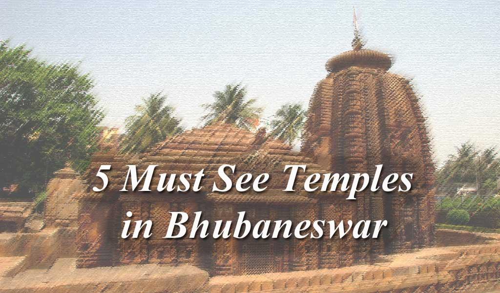 Temples in Bhubaneswar