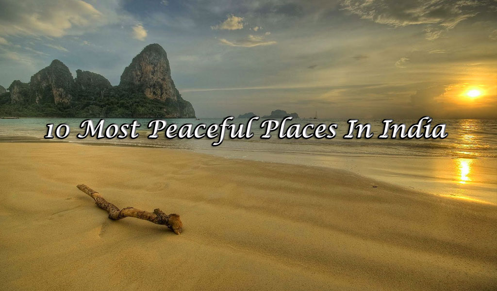 island places in india