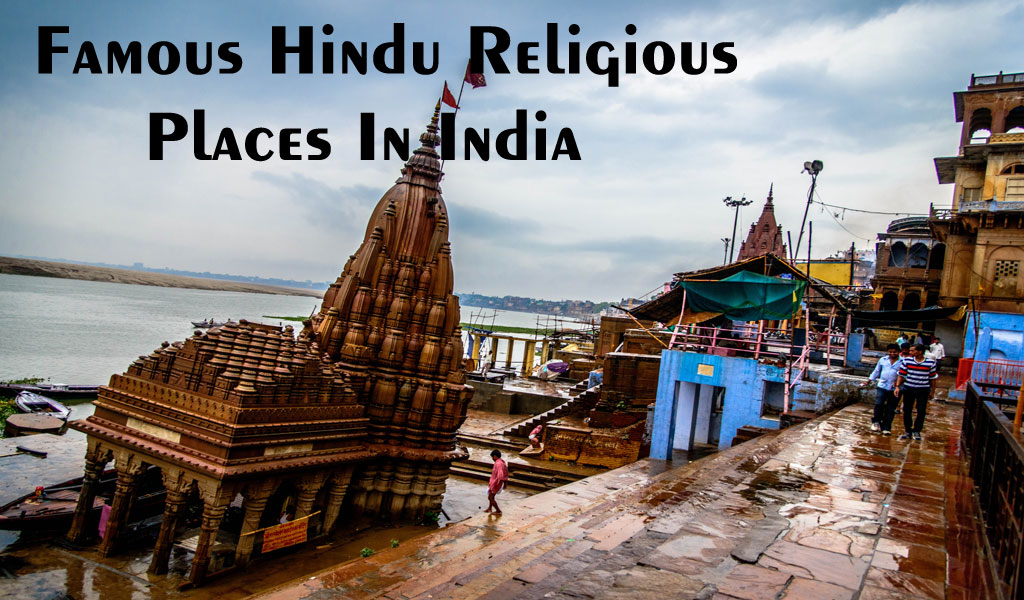 famous hindu religious places in india