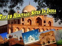 top 10 heritage sites in india