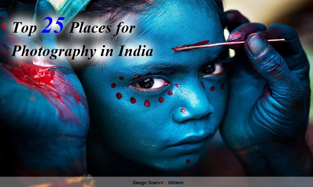 places for photography in india