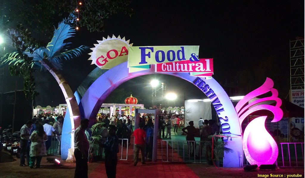 Fairs And Festivals Of India In April : Goa Food and cultural festival
