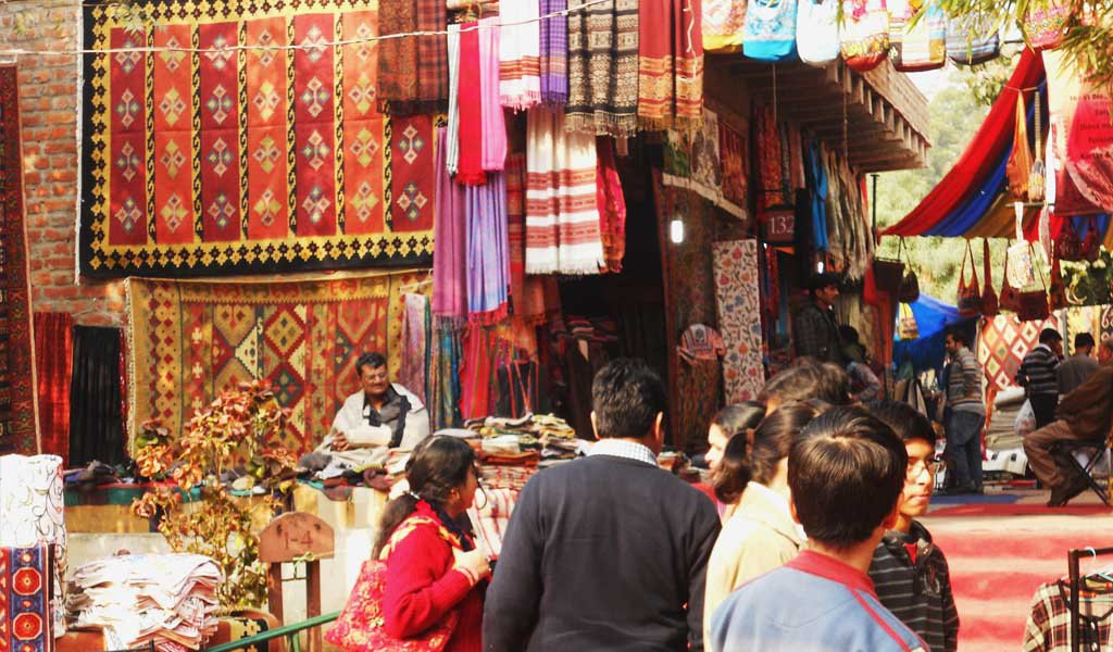 7 Best Shopping Places in Delhi : Dilli Haat