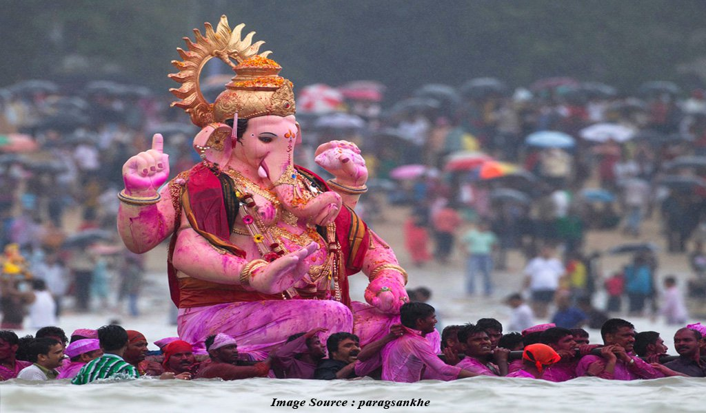 Ganesh Chaturthi : Festivals of India