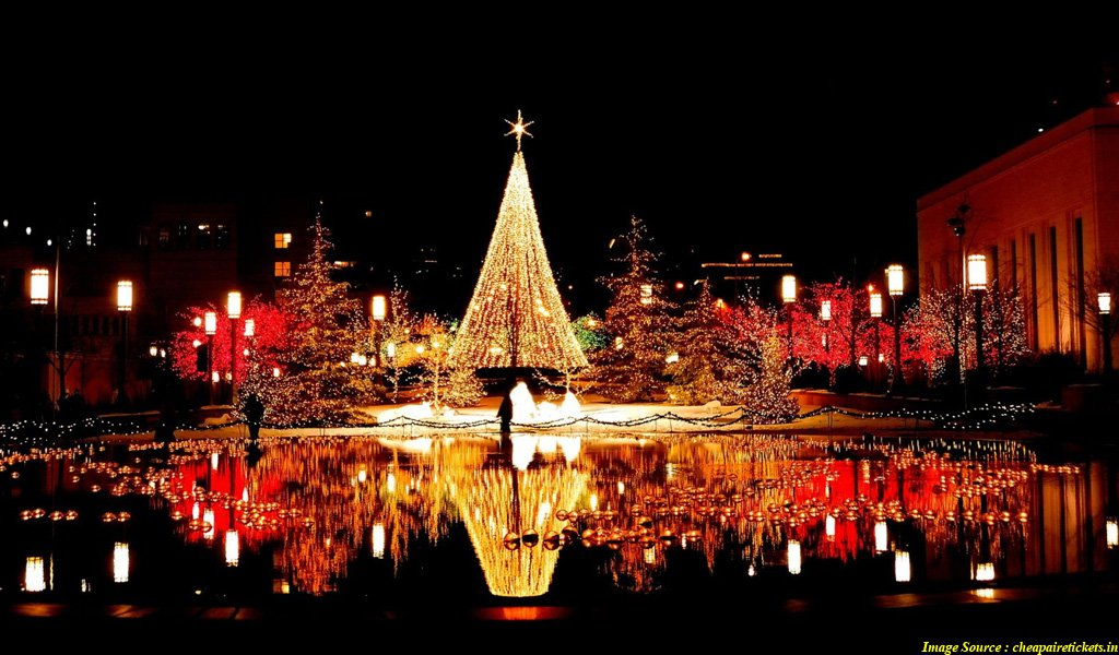 Best Places To Celebrate Christmas In India |Waytoindia.com