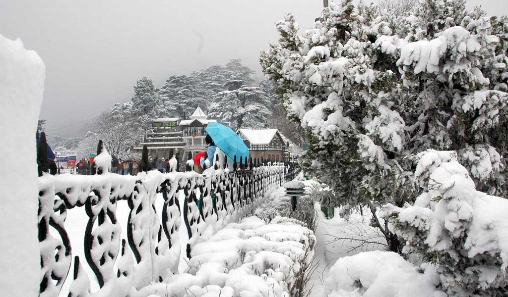 Top 10 Hill Stations In North India : Kufri, Himachal Pradesh