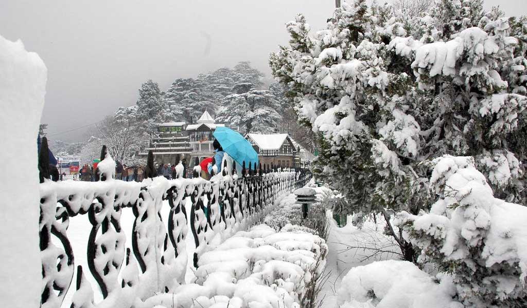 Top 10 Hill Stations In North India : Kufri, Himachal Pradesh
