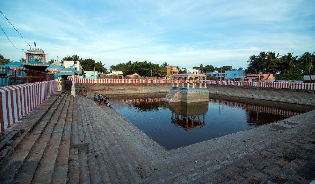 Laxman Teeratham at Rameshwaram